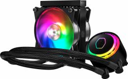 Купить Система охлаждения Cooler Master MasterLiquid ML120R RGB (MLX-D12M-A20PC-R1)