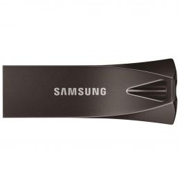 Купить USB-флеш Samsung 256 GB Bar Plus Titan USB 3.1 Gray (MUF-256BE4/APC)