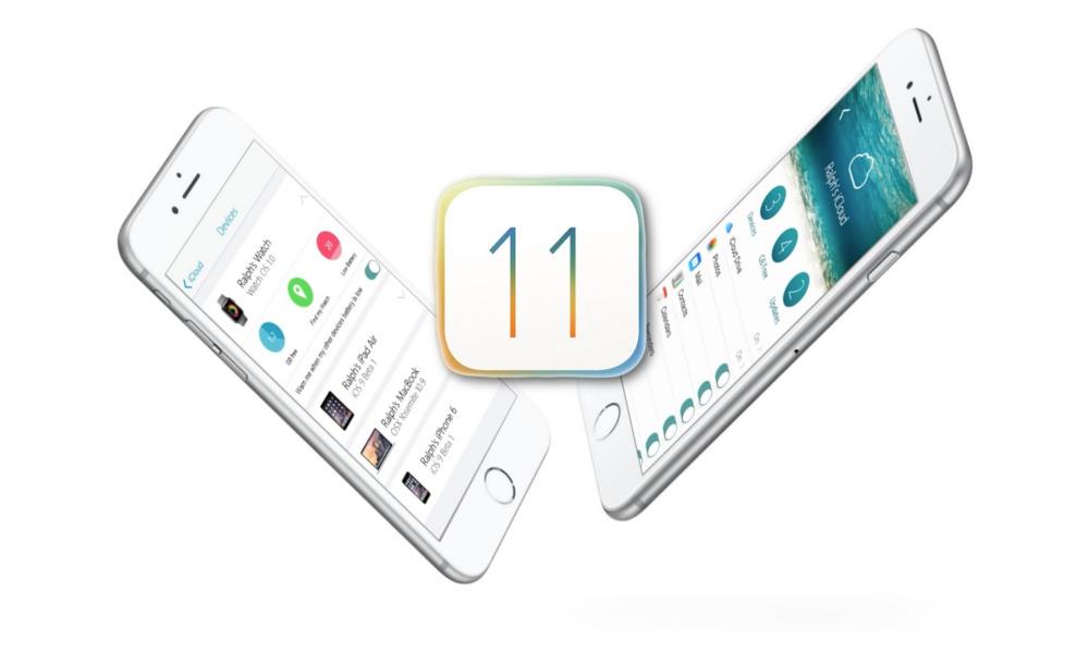 Что же нас ожидает в обновлённой версии IOS11?