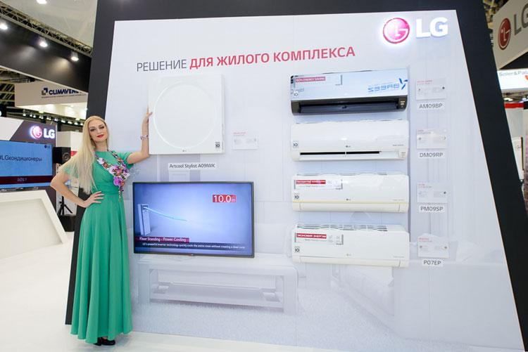 Улучшенная серия сплит-систем от производителя LG
