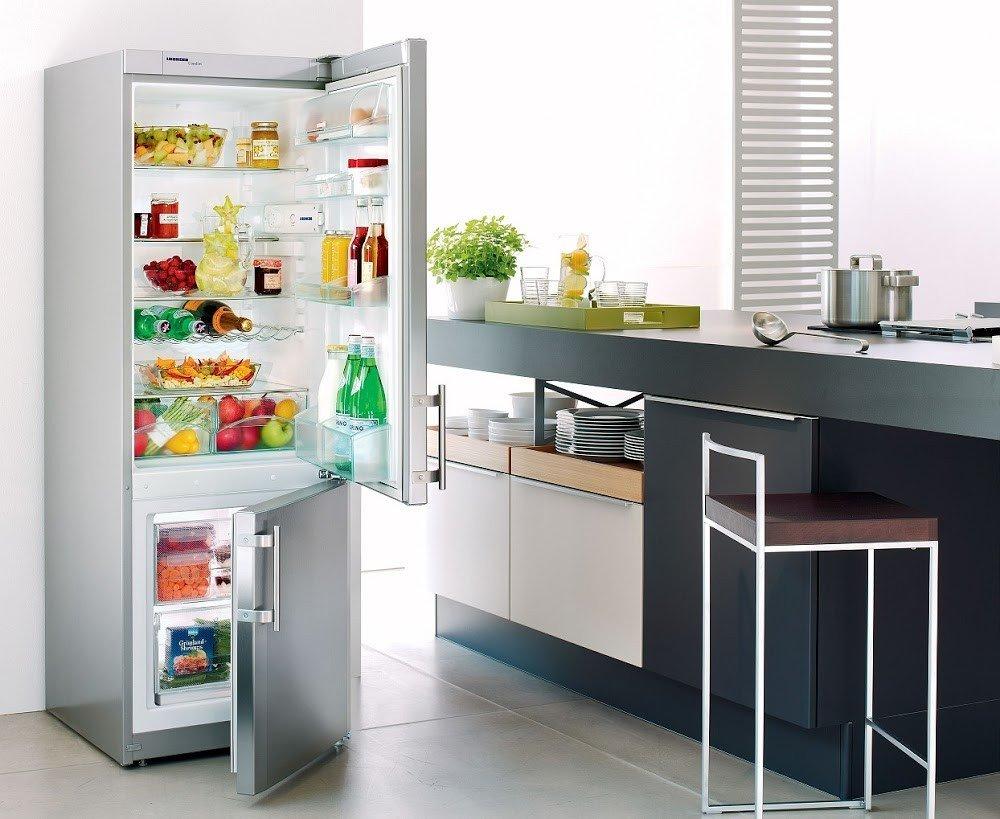 Золотая пятёрка качественных холодильников