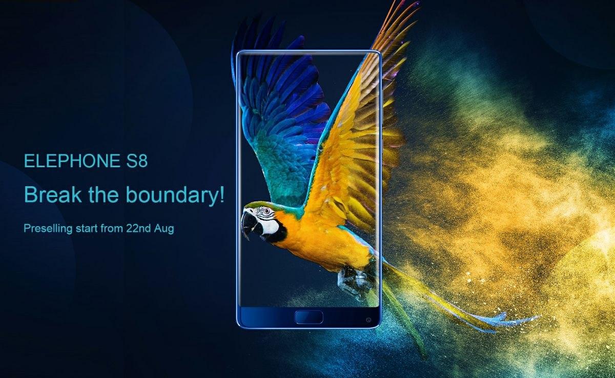 Почему стоит выбрать Elephone S8?
