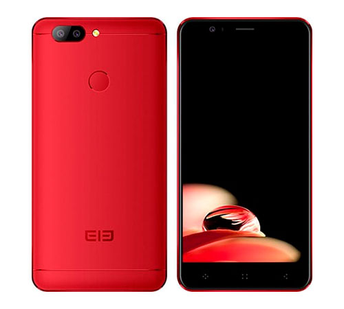elePhone P8 Mini Red