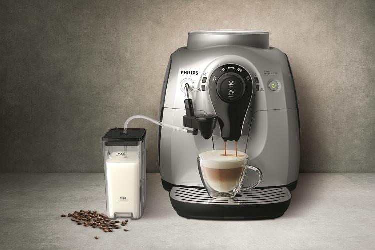 Приготовьте вкусное кофе с пенкой при помощи кофемашины Easy cappuccino