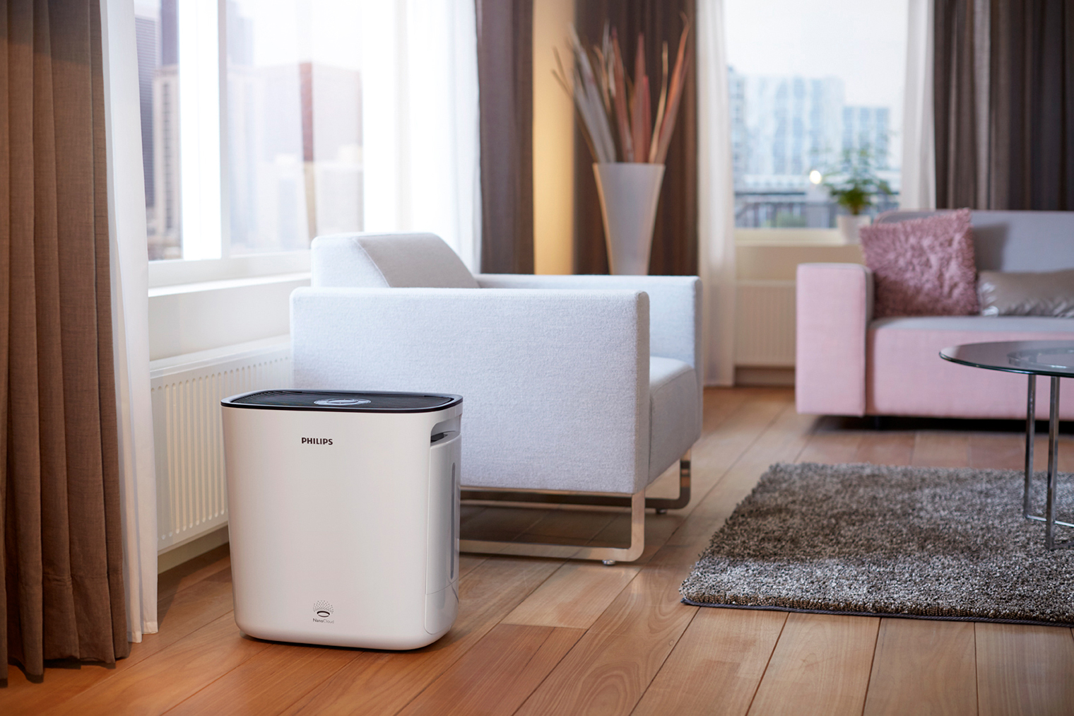 Эффективный очиститель воздуха от Phillips