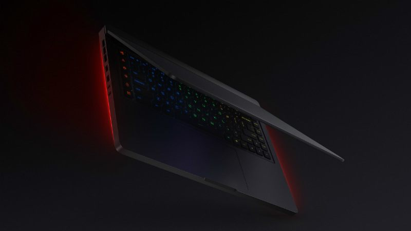 Новинка Mi Gaming Laptop
