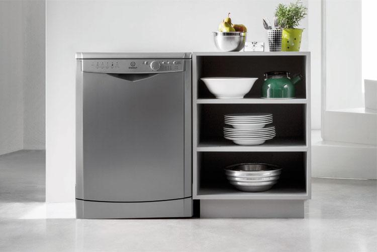 Новые посудомойки от Indesit